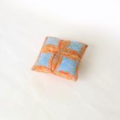 Pin Cushion Folded Fabric Origami
