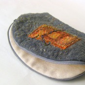 Decorated Make Up Pouch