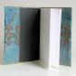 Fibre art loose book cover