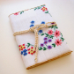 Journal cover, vintage cloth